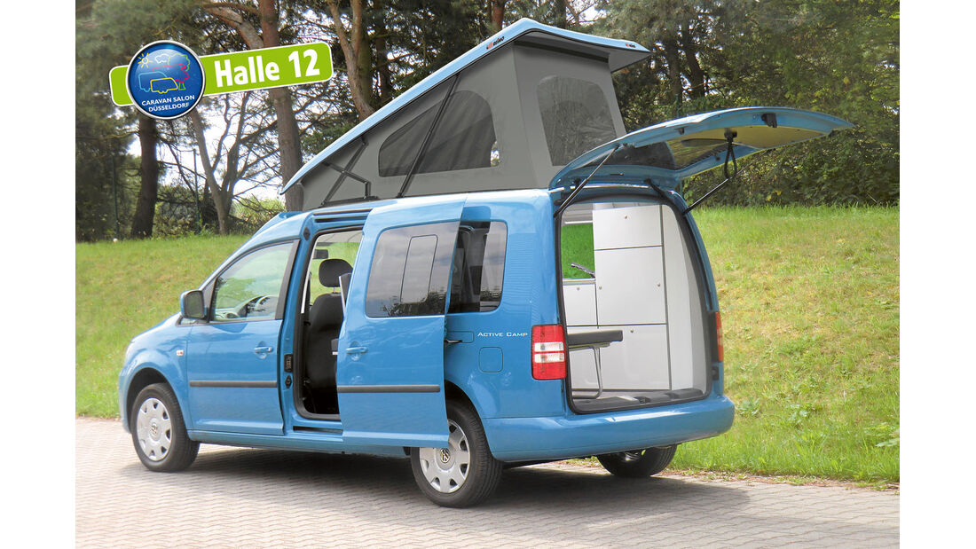Reimo Caddy Active Camp LR