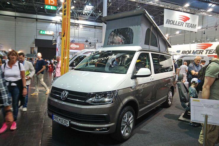 Reimo T6 Caravan Salon 2017