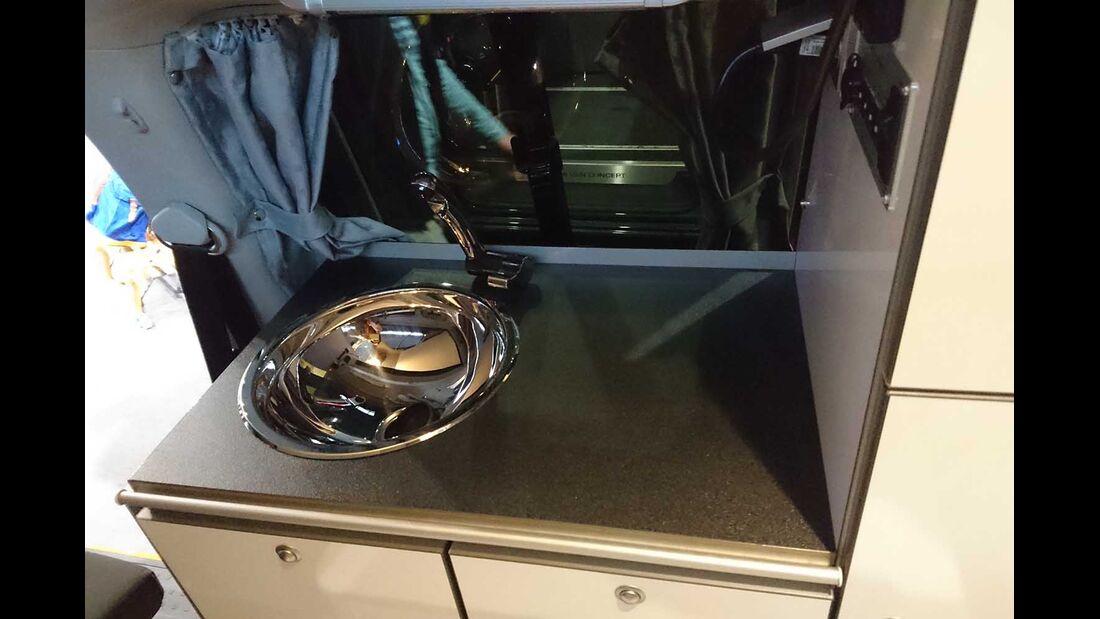 Reimo VW Caddy Maxi Camp (2017)