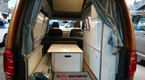 Reimo VW Caddy Maxi Camp (2017)