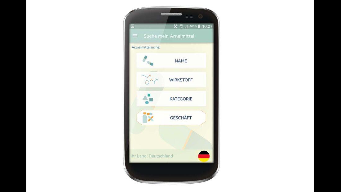 Reise-Apps