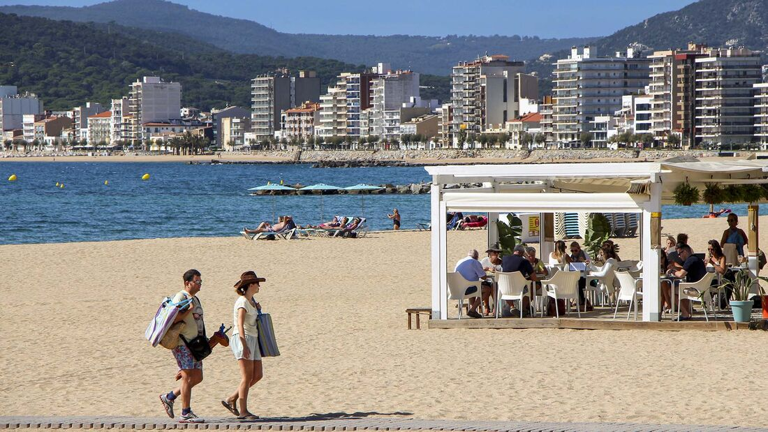 Reise Costa brava