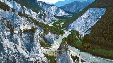 Reise-Journal: Sehnsuchtspunkt, Rheinschlucht
