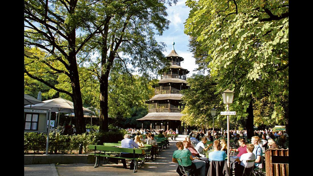Reise: München, CAR 07/2012