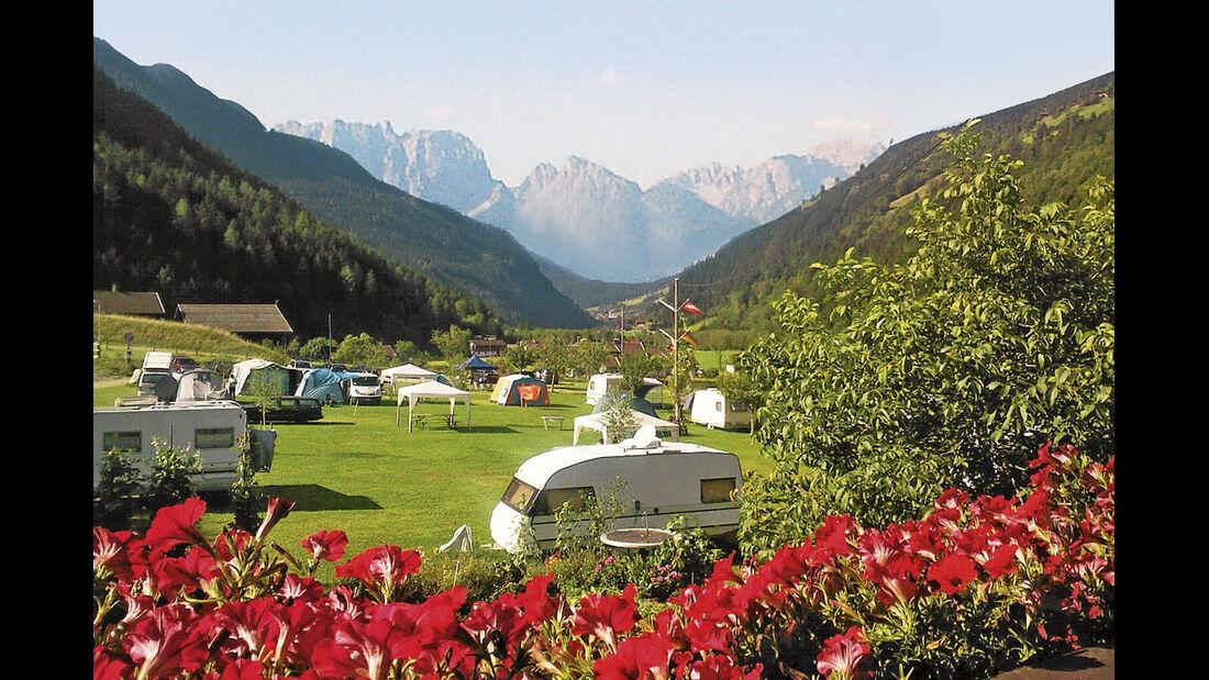 Reise-Service: Alpenpässe