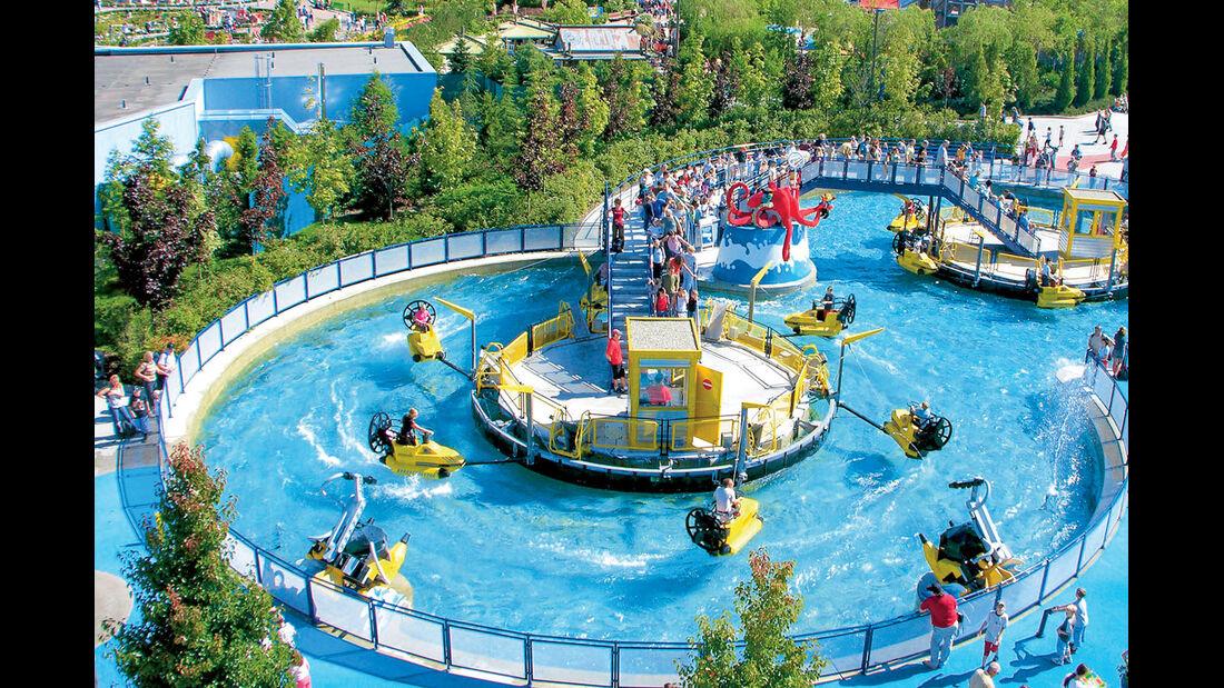 Reise-Service: Ausflugsziele, Legoland
