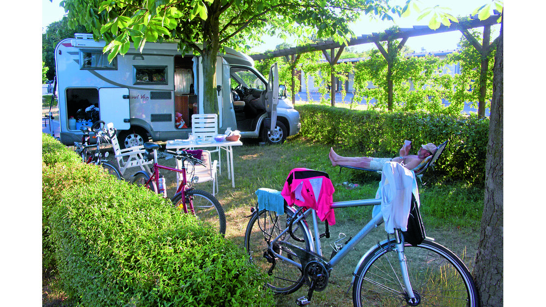Reise-Service: Elbe-Radweg