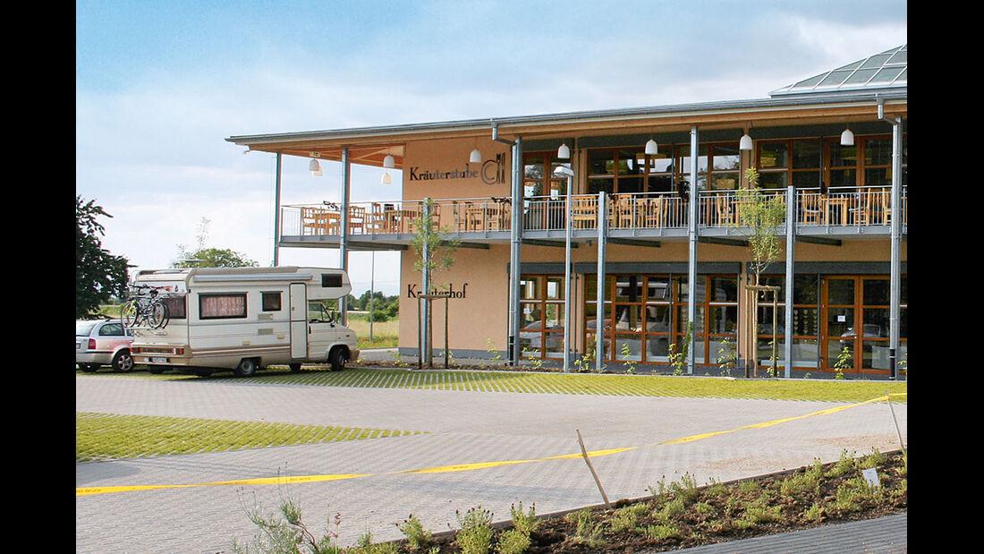 Reise-Service: Geniesserplätze, Müllheim