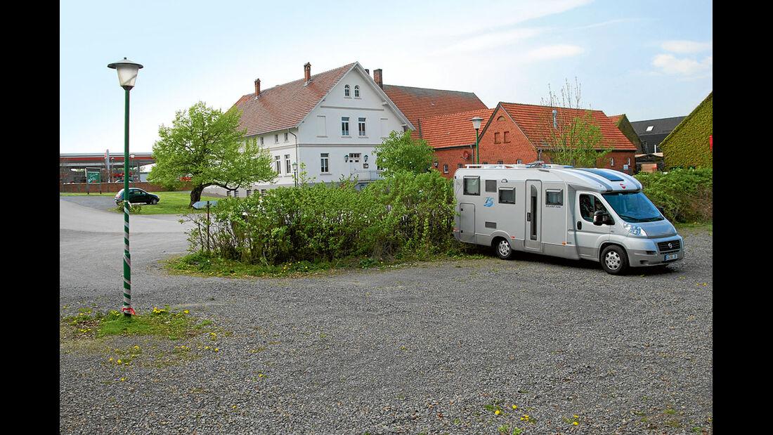 Reise-Service: Geniesserplätze, Oeynhausen