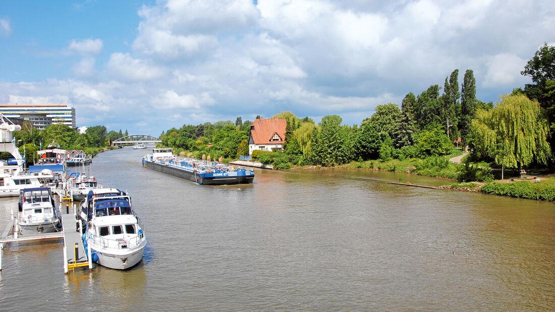Reise-Service: Mittellandkanal, Hannover
