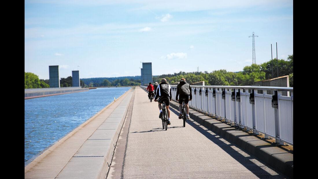 Reise-Service: Mittellandkanal, Magdeburg