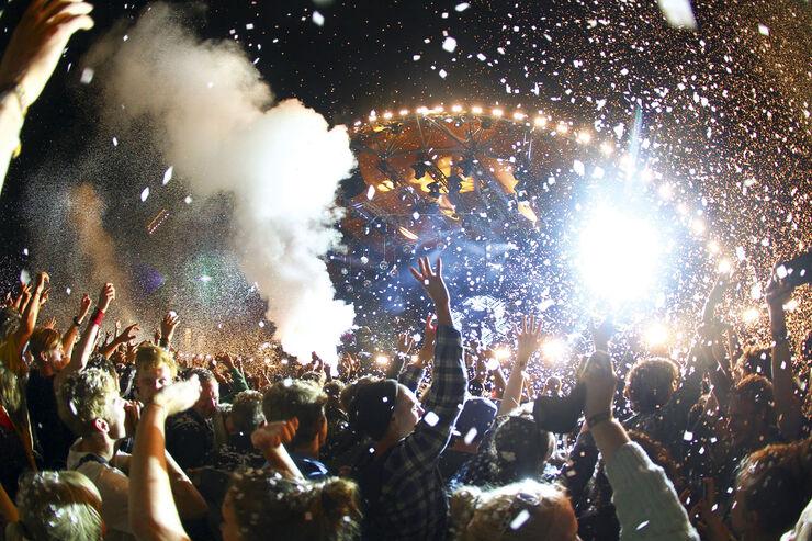 Reise-Service: Mobil zu Musikfestivals