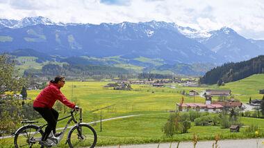 Reise-Service, Radeln mit Rückenwind