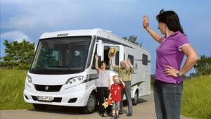Reise-Service: Reisen mit Enkeln