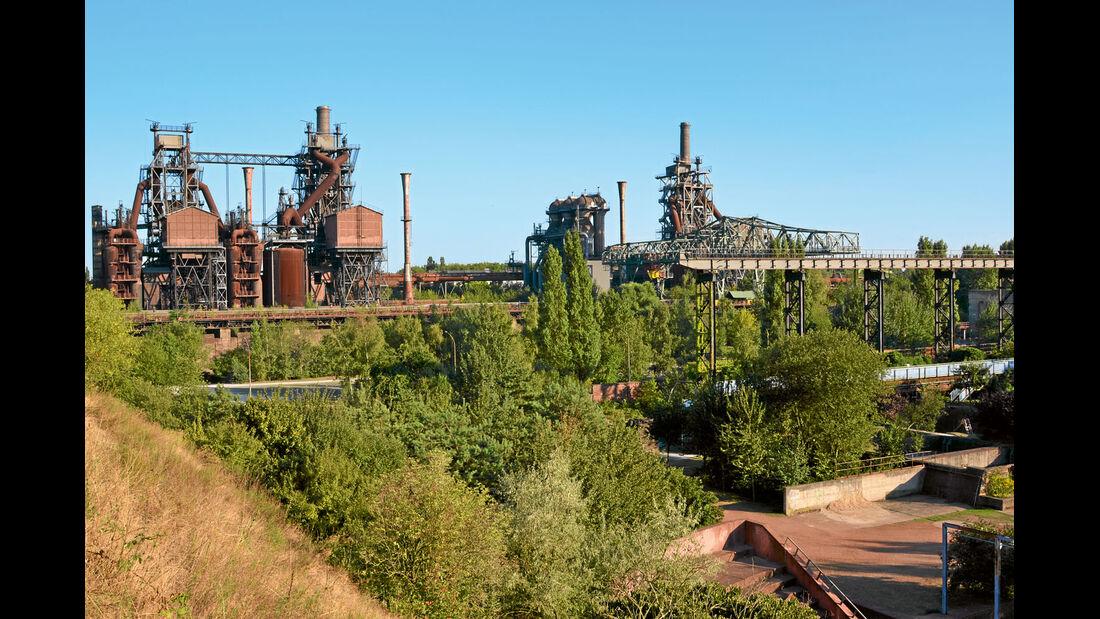 Reise-Service: Route der Industriekultur