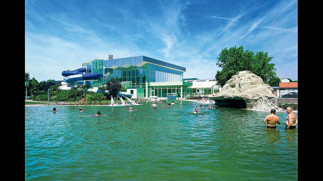 Reise-Service: Thermen in Deutschland