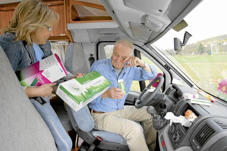 Reise-Service, Tipps für Allergiker