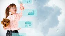 Reise-Service: Wetter-Prognose