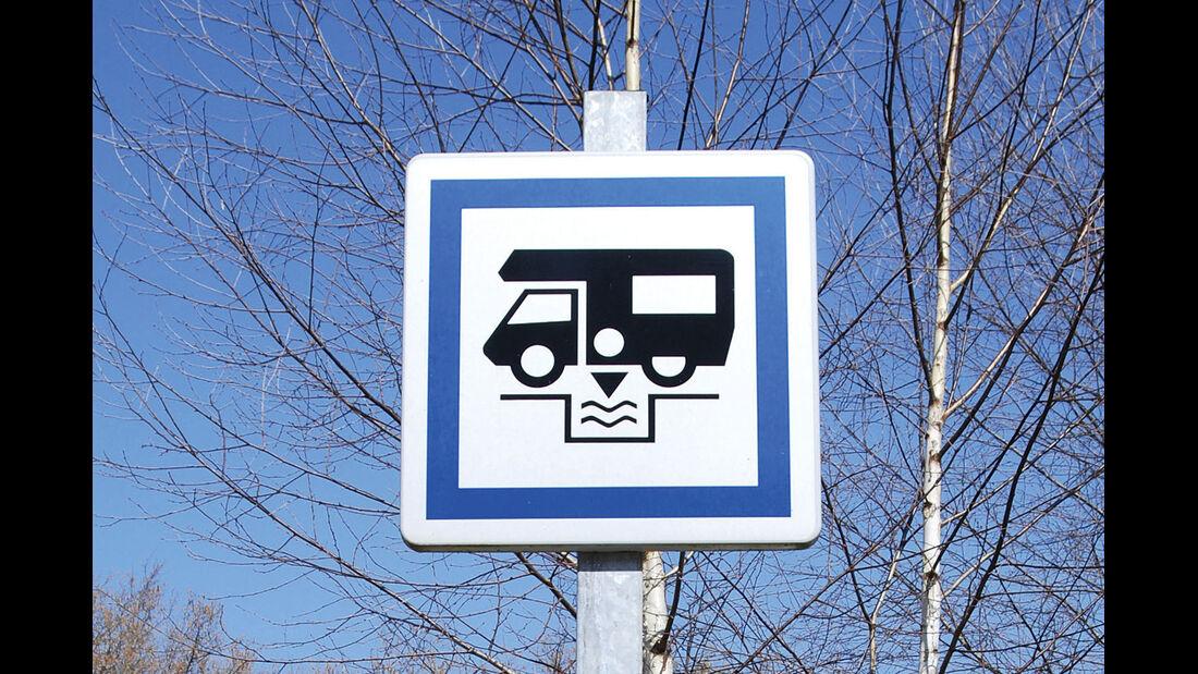 Reise-Spezial: Service-Stationen