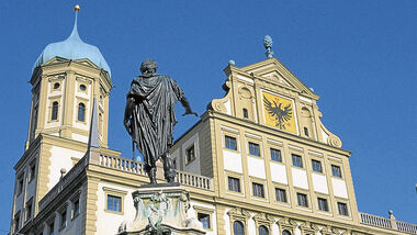 Reise-Tipp: Augsburg