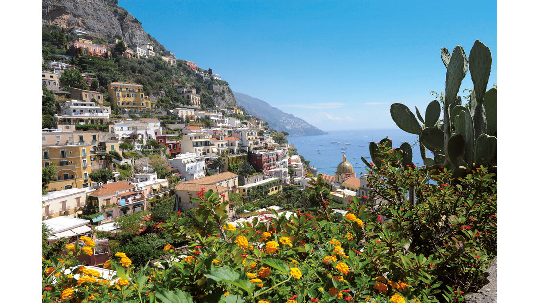 Reise-Tipp: Golf von Neapel