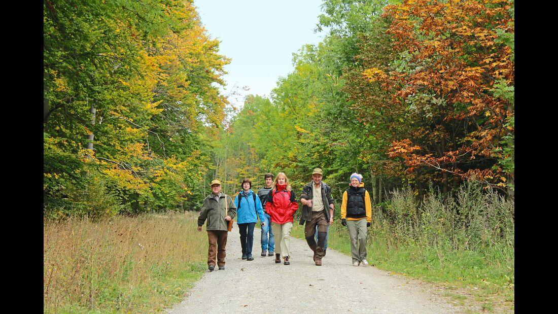 Reise-Tipps im Herbst