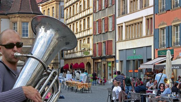 Reise: Westschweiz