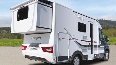 Reisemobil Adria Compact Plus SLS it Heckerker