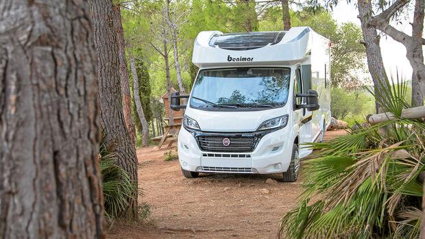 Reisemobil Benimar