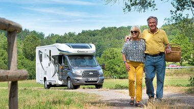Reisemobil Chausson Welcome 620