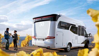 Reisemobil Hobby Optima T70 GE