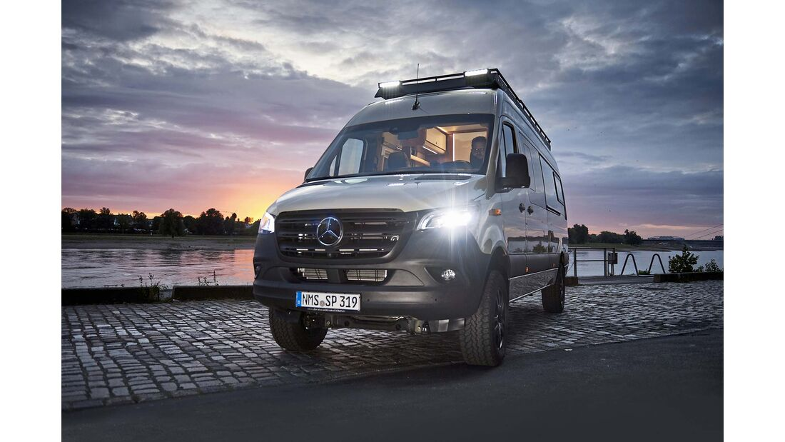 Reisemobil Manufaktur LBQ 679 (2020)