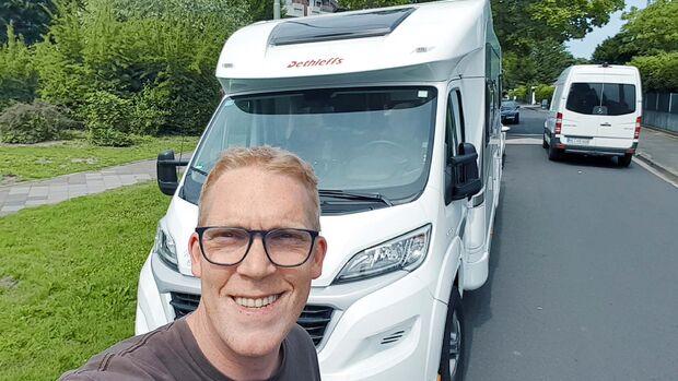 Reisemobil-Sharing