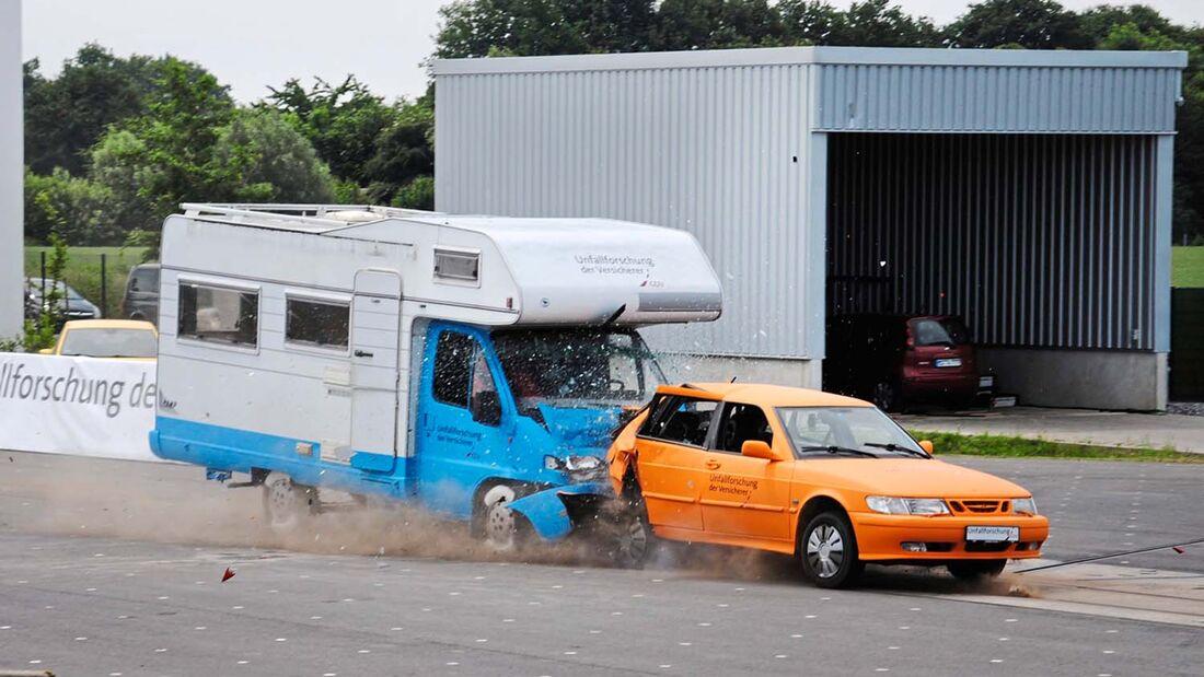 Reisemobil-Sicherheit