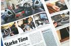Reisemobil Sonderheft promobil Praxis Tuning Zubehör Kaufberatung GPS Navi Wohnmobile