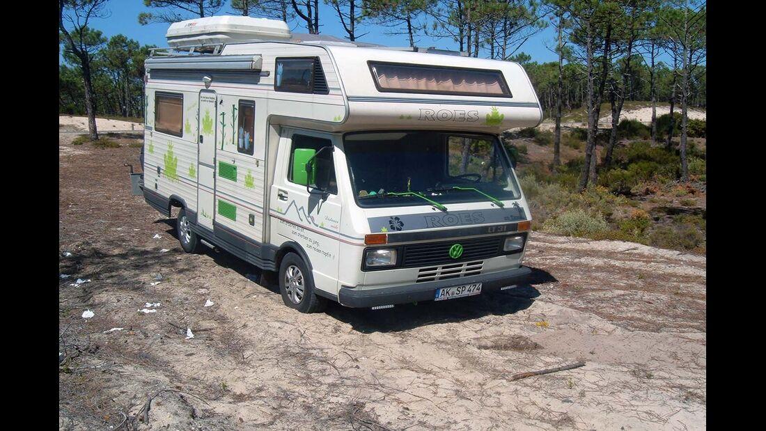 Leben im Wohnmobil - Zwei Aussteiger zeigen den Alltag