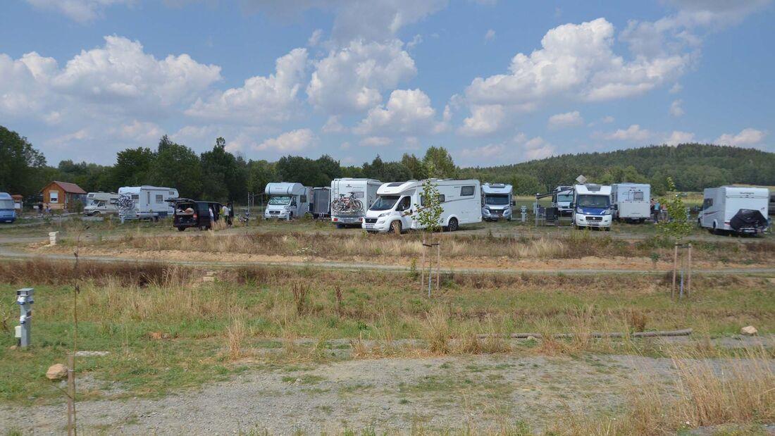 Reisemobil- und Caravanpark Bastei