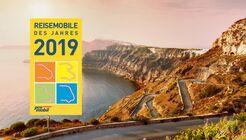 Reisemobile des Jahres 2019