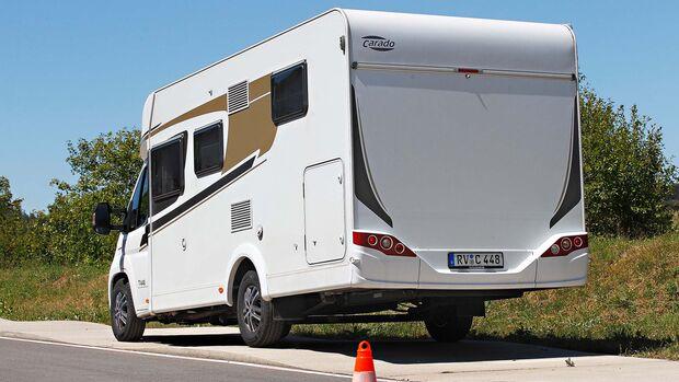Reisemobile optimieren: Fahrkomfort