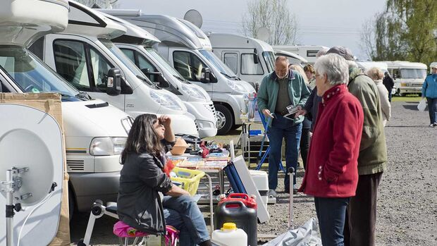 Reisemobilfest in Geldern