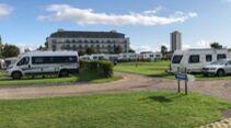 Reisemobilhafen Camping Nordsee