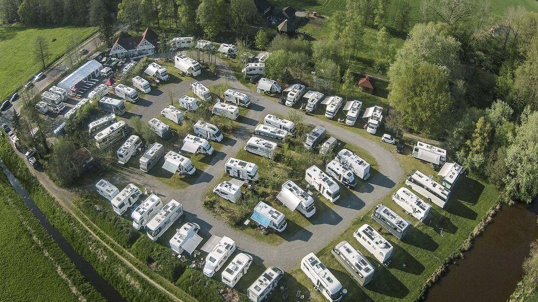 Reisemobilpark Sagter-Ems