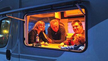 Reisemobilseitenfenster