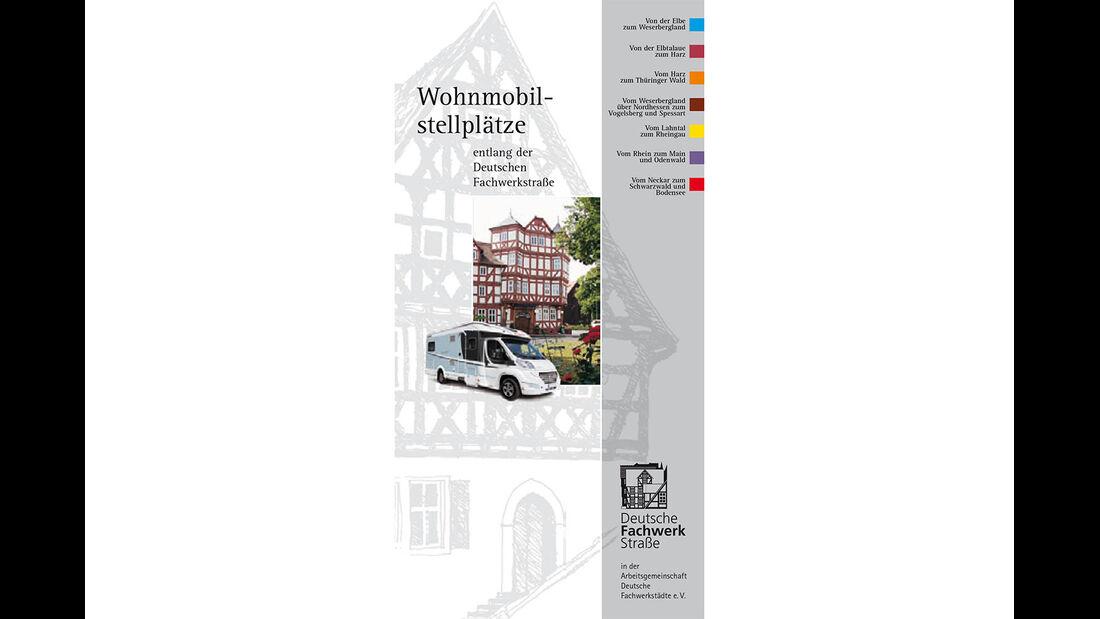 Reisemobilstellplaetze Deutsche Fachwerkstraße
