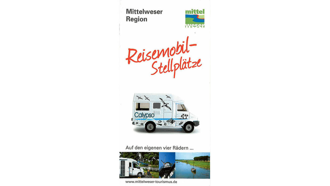 Reisemobilstellplaetze Mittelweser-Region