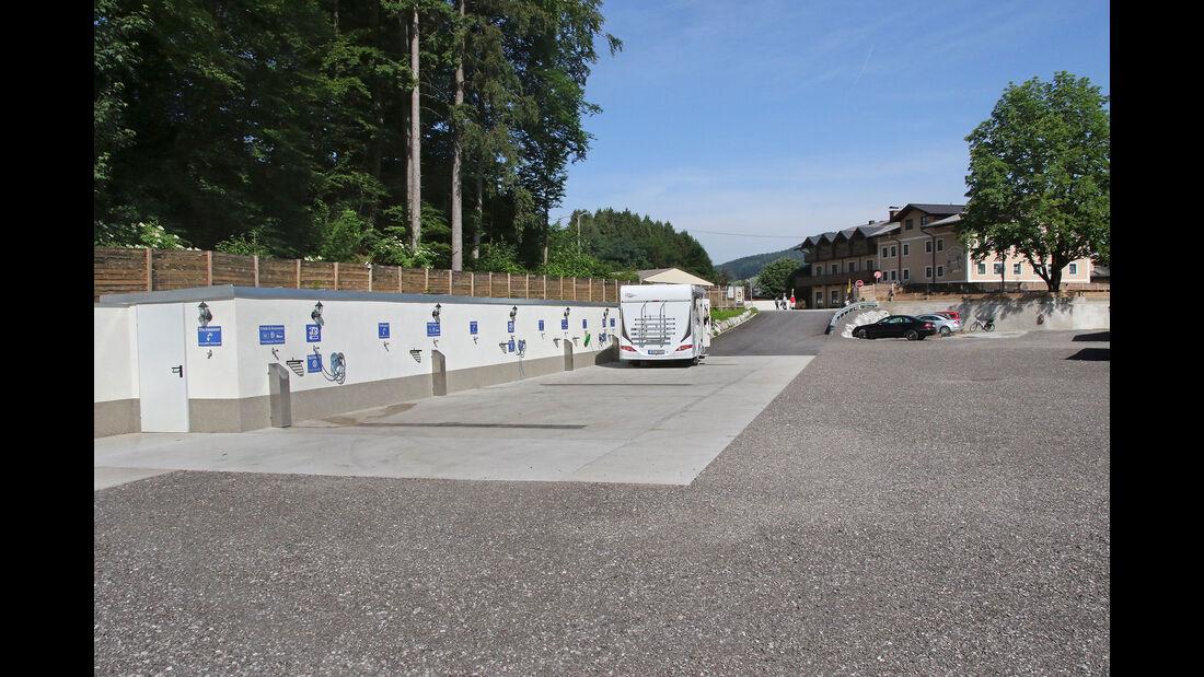 Reisemobilstellplatz Salzburg