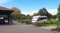 Reisemobilstellplatz Ulm in Renchen