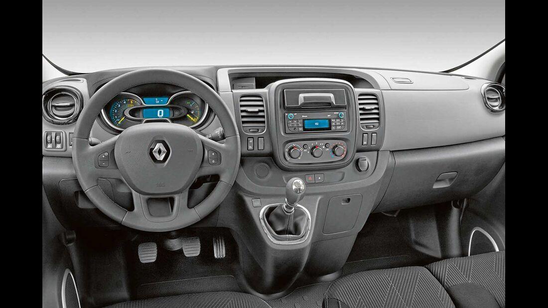Renault Trafic Armaturen