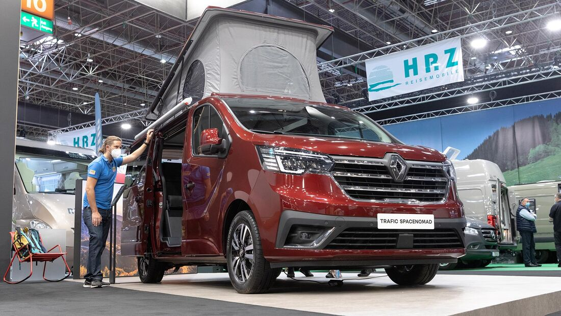 Renault Trafic Space Nomad (2022)