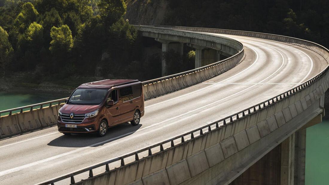 Renault Trafic Spacenomad